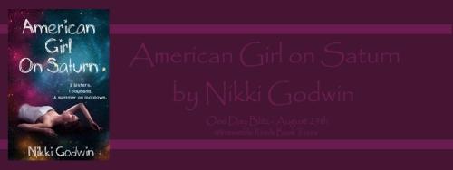 Banner - American Girl On Saturn
