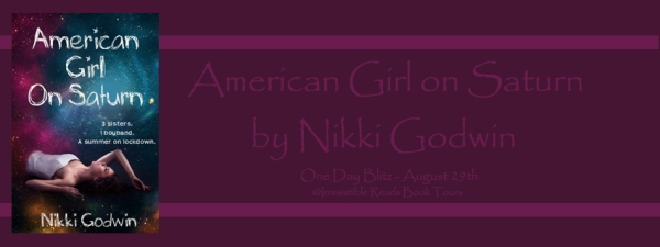Banner - American Girl On Saturn