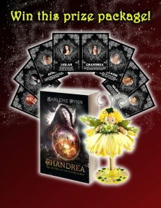 Flyer - Xpresso Book Tour Giveaway